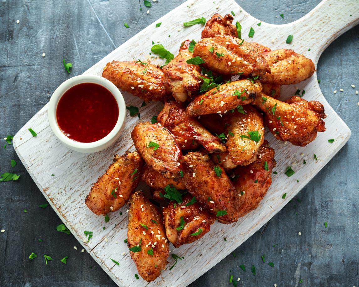 Alette di pollo alla messicana: la ricetta delle ali di pollo piccanti e irresistibili