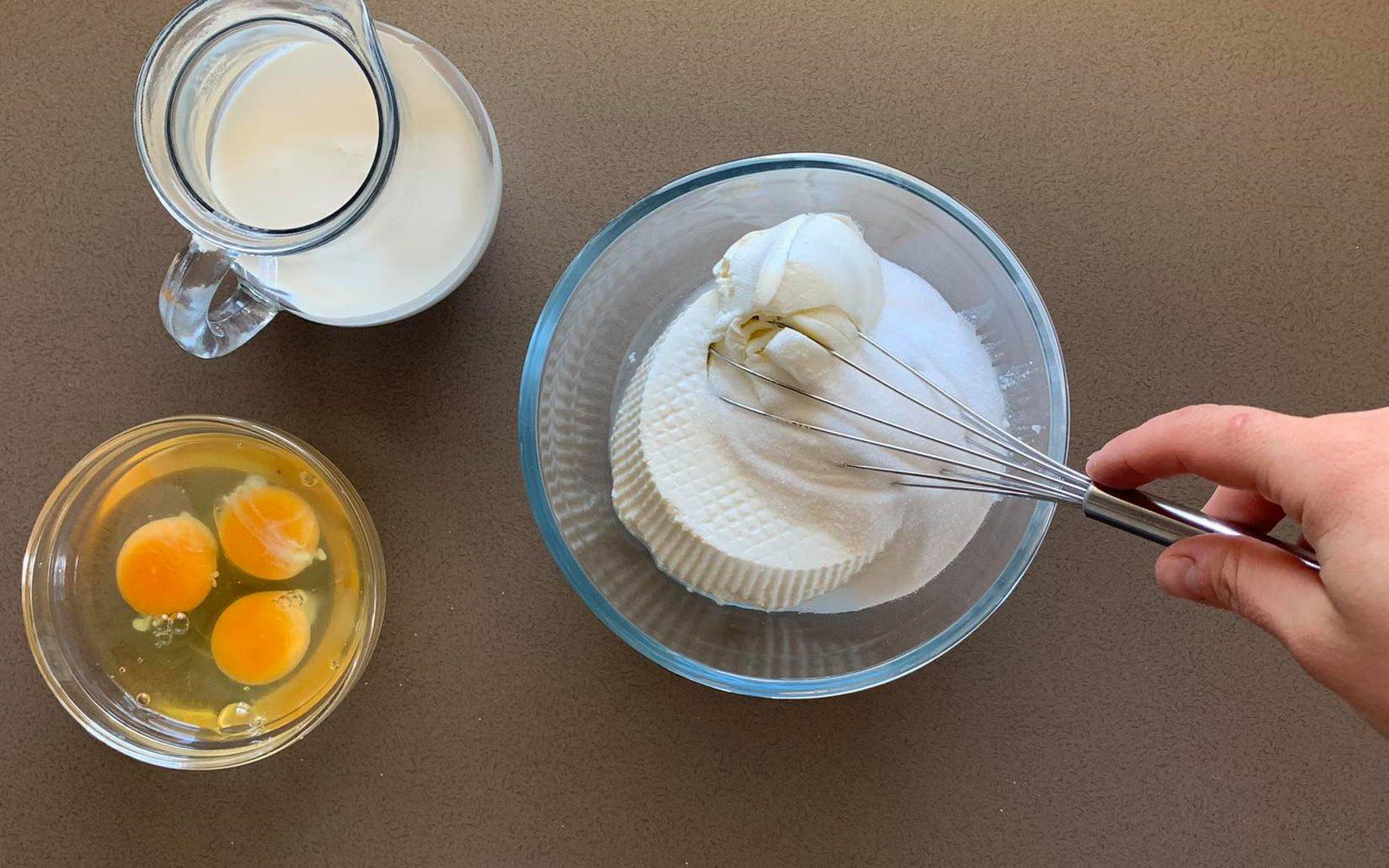 preparare crema