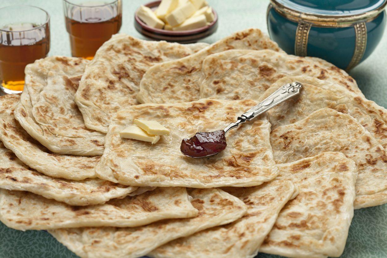 Msemen: la ricetta delle crêpes sfogliate marocchine