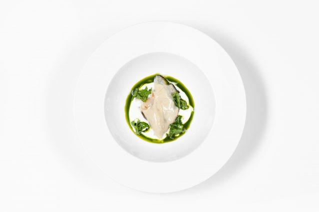 Niko Romito menu Reale degustazione