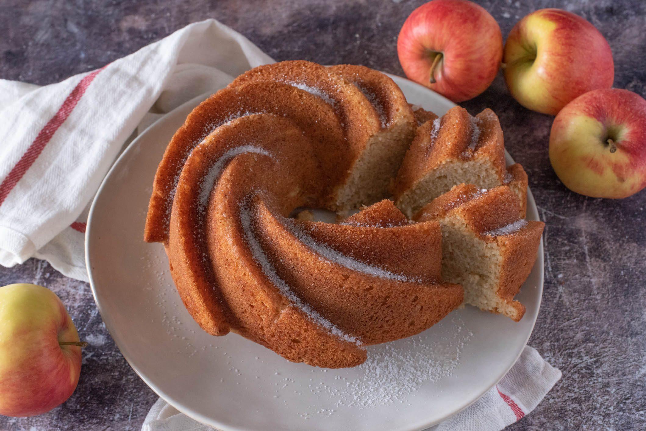 Pan di mele: la ricetta del dolce soffice e irresistibile