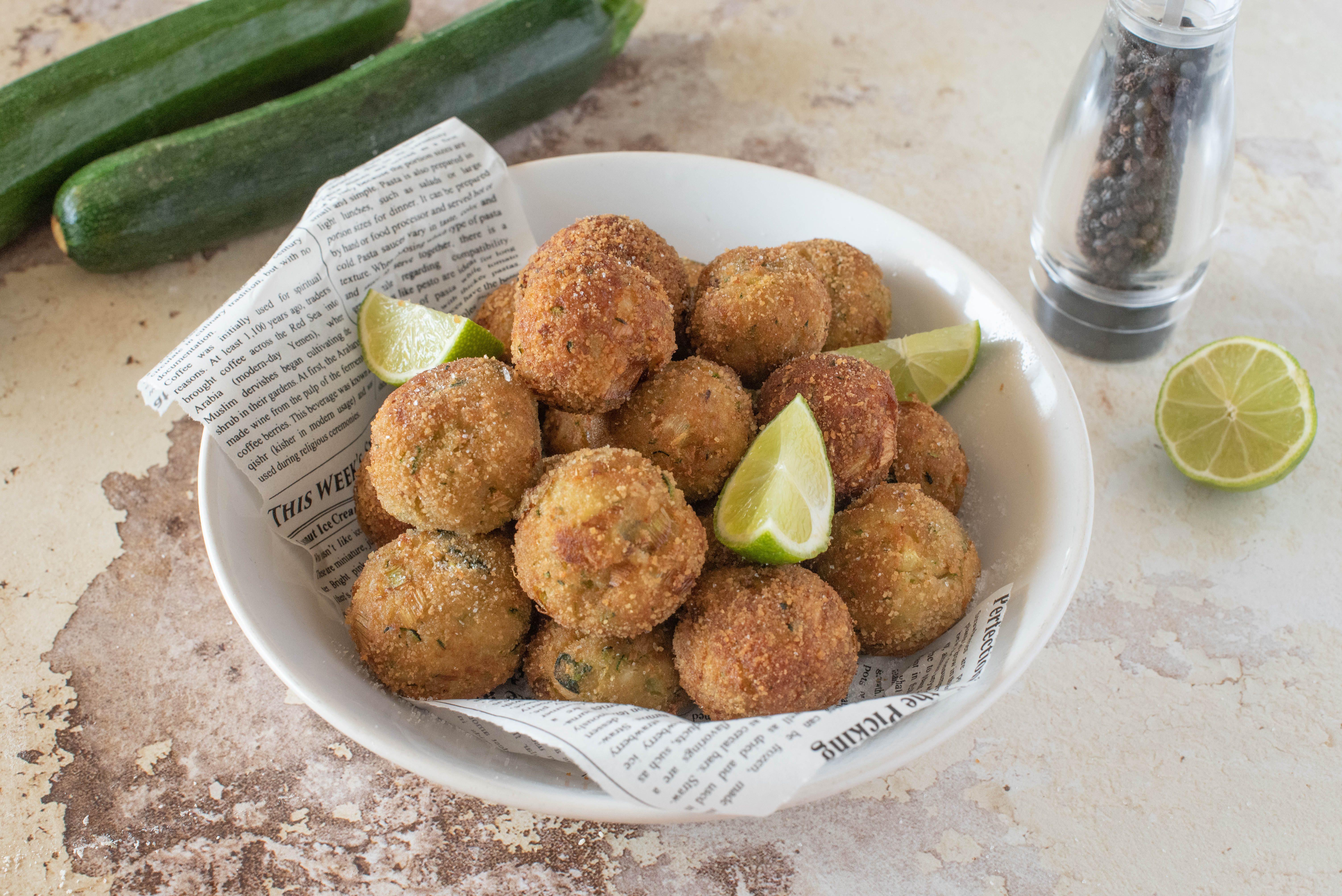 Polpette di merluzzo e zucchine: la ricetta del piatto semplice e gustoso