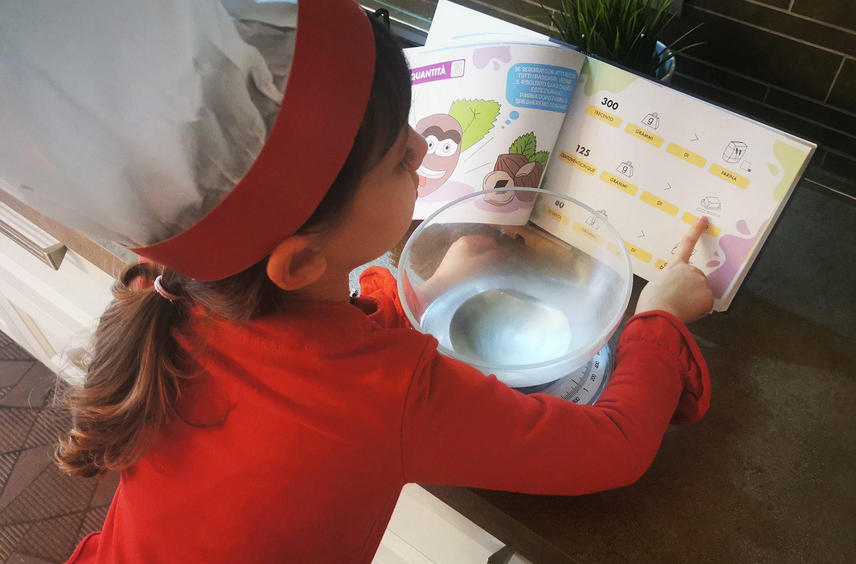 Cucina Amore Autonomia: arriva il ricettario per bambini e ragazzi con autismo