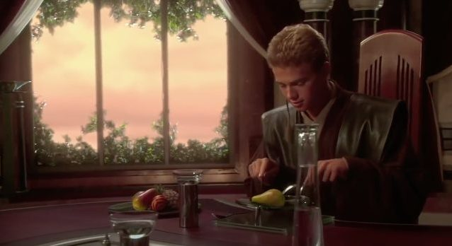 cibo Star Wars