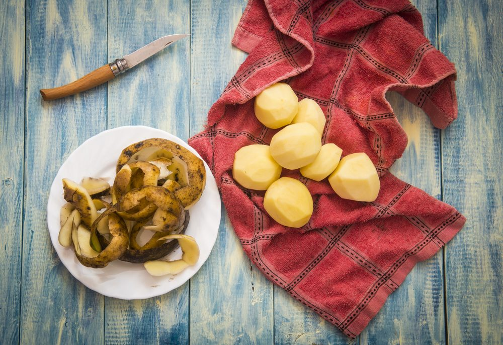 Bucce delle patate: quando si possono mangiare e come usarle in cucina