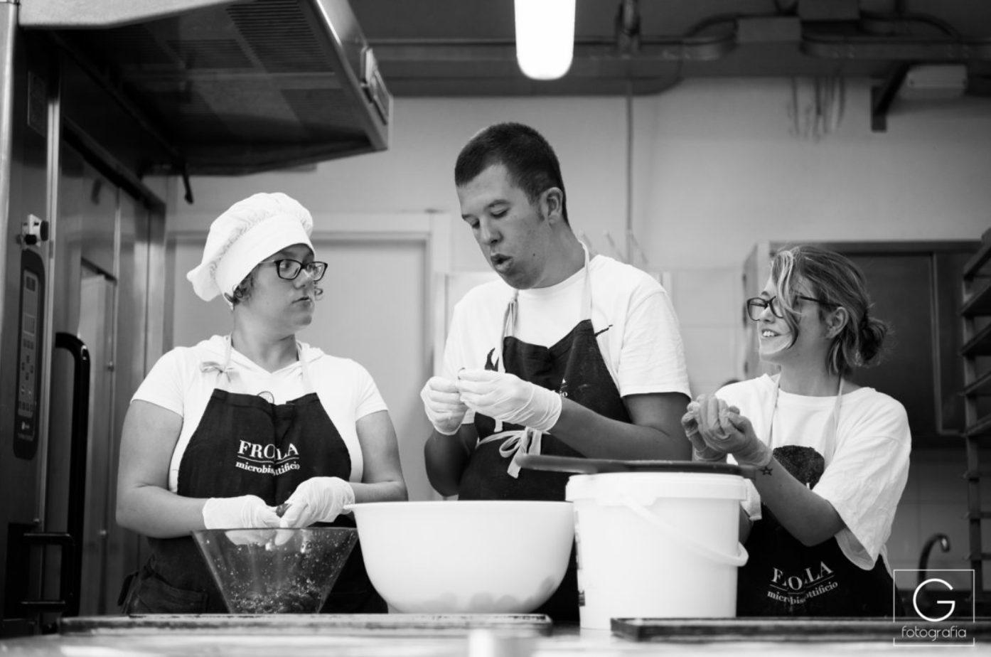 Dalle Marche parte il primo food truck gestito completamente da ragazzi con disabilità