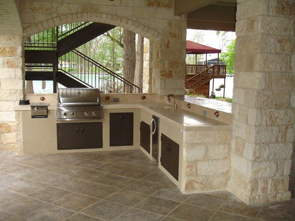 Migliori cucine da esterno per fare il barbecue in giardino e in terrazzo