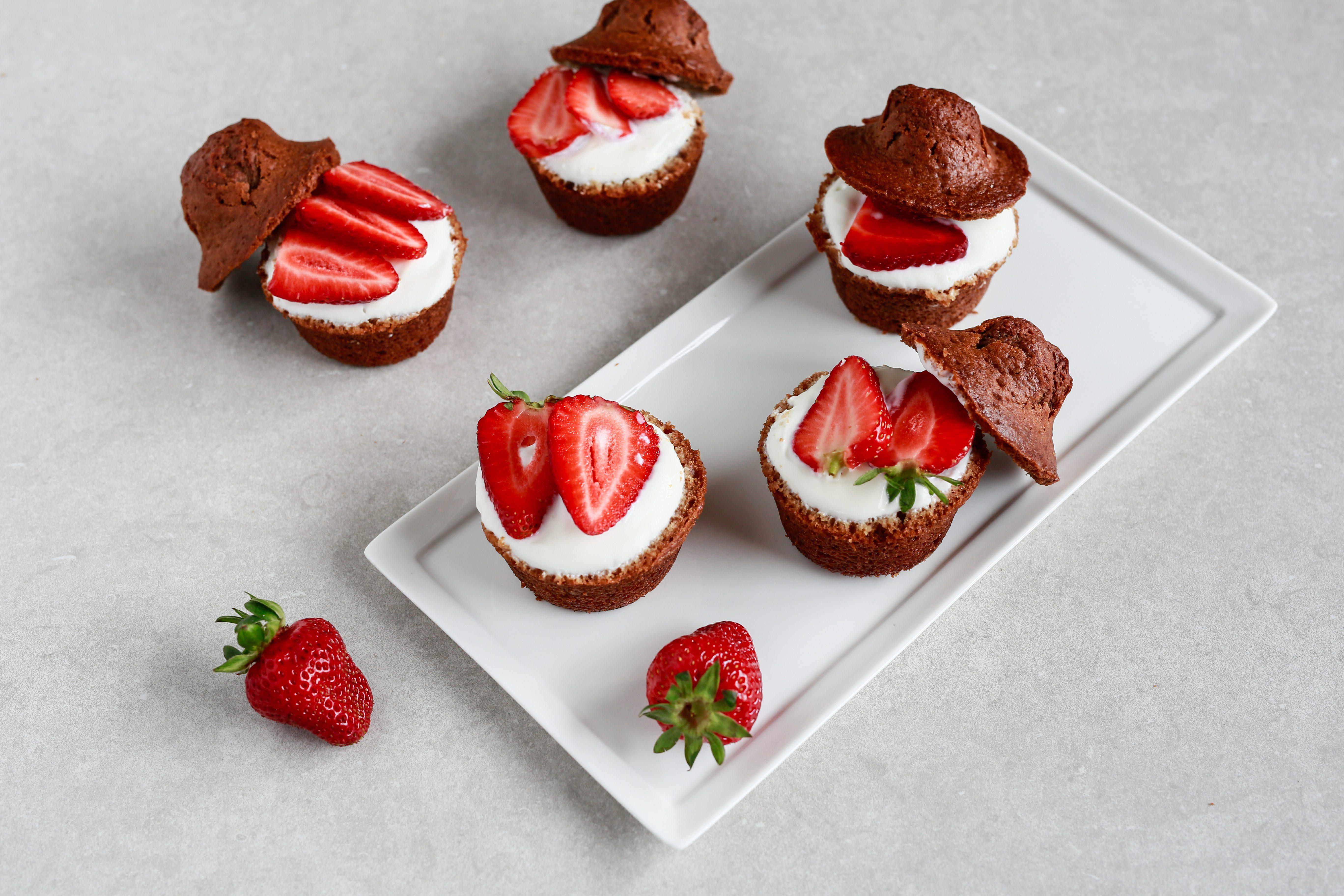 Red velvet muffin: la ricetta dei tortini soffici e golosi