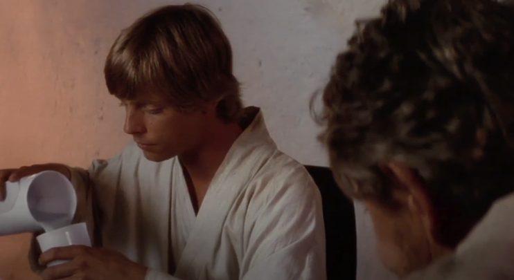 Star Wars: 44 anni fa l'uscita al cinema. Il cibo della Galassia lontana lontana