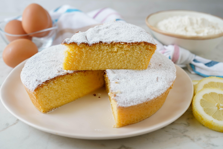 Torta margherita: la ricetta del dolce soffice e profumato