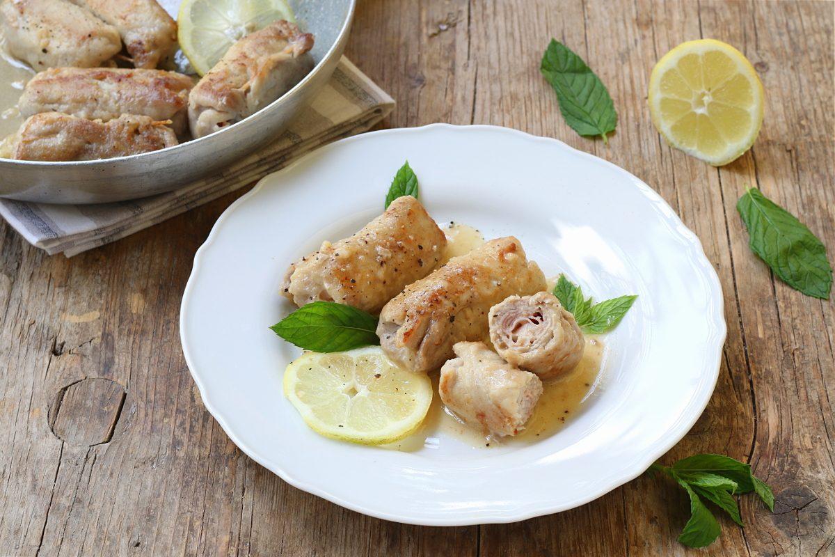 Bocconcini di lonza di maiale al limone: la ricetta del secondo gustoso e veloce