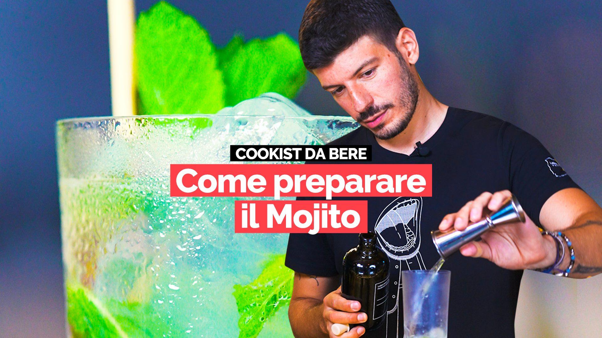 Mojito, la ricetta originale e le sue varianti con uno dei migliori bartender d'Italia