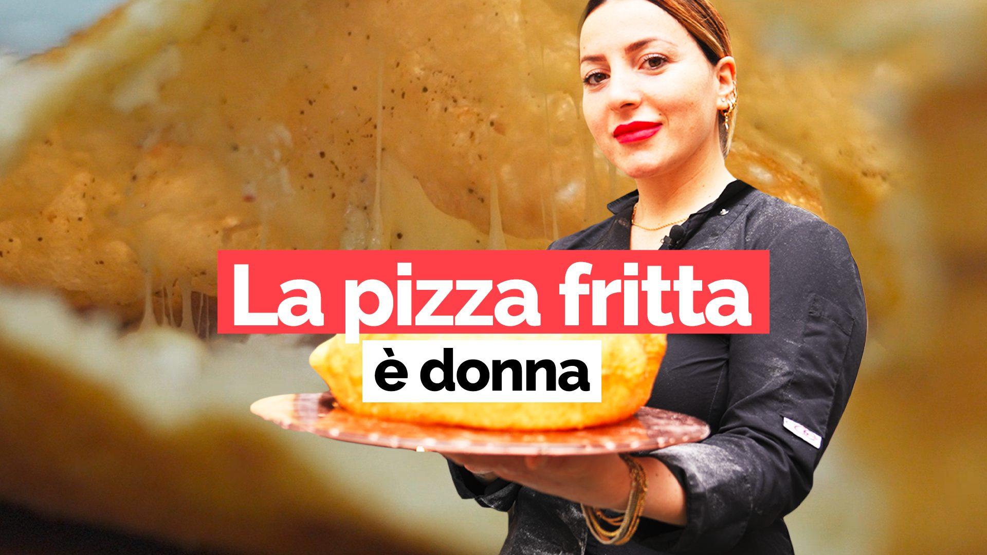 La pizza fritta è donna: la storia di un piatto che merita di essere difeso