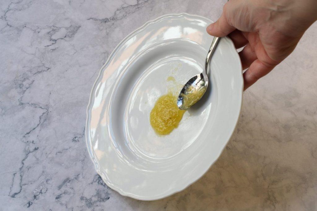 prova piattino confettura