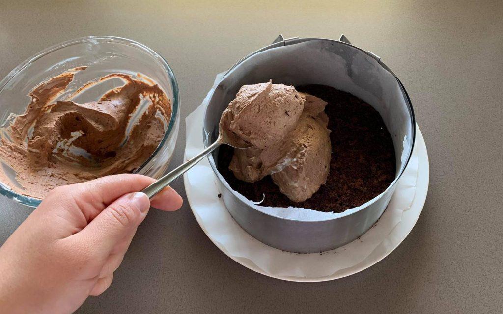 comporre torta