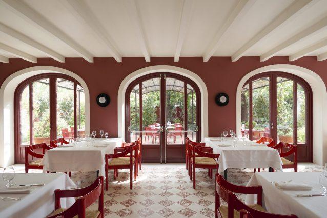 apertura ristorante il cavallino Maranello menu