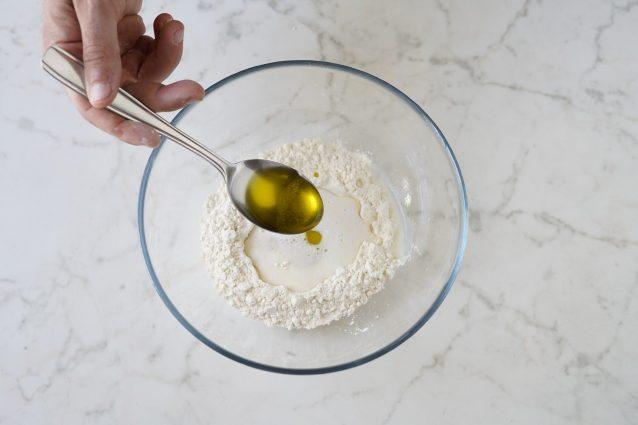 barchette prosciutto e formaggio