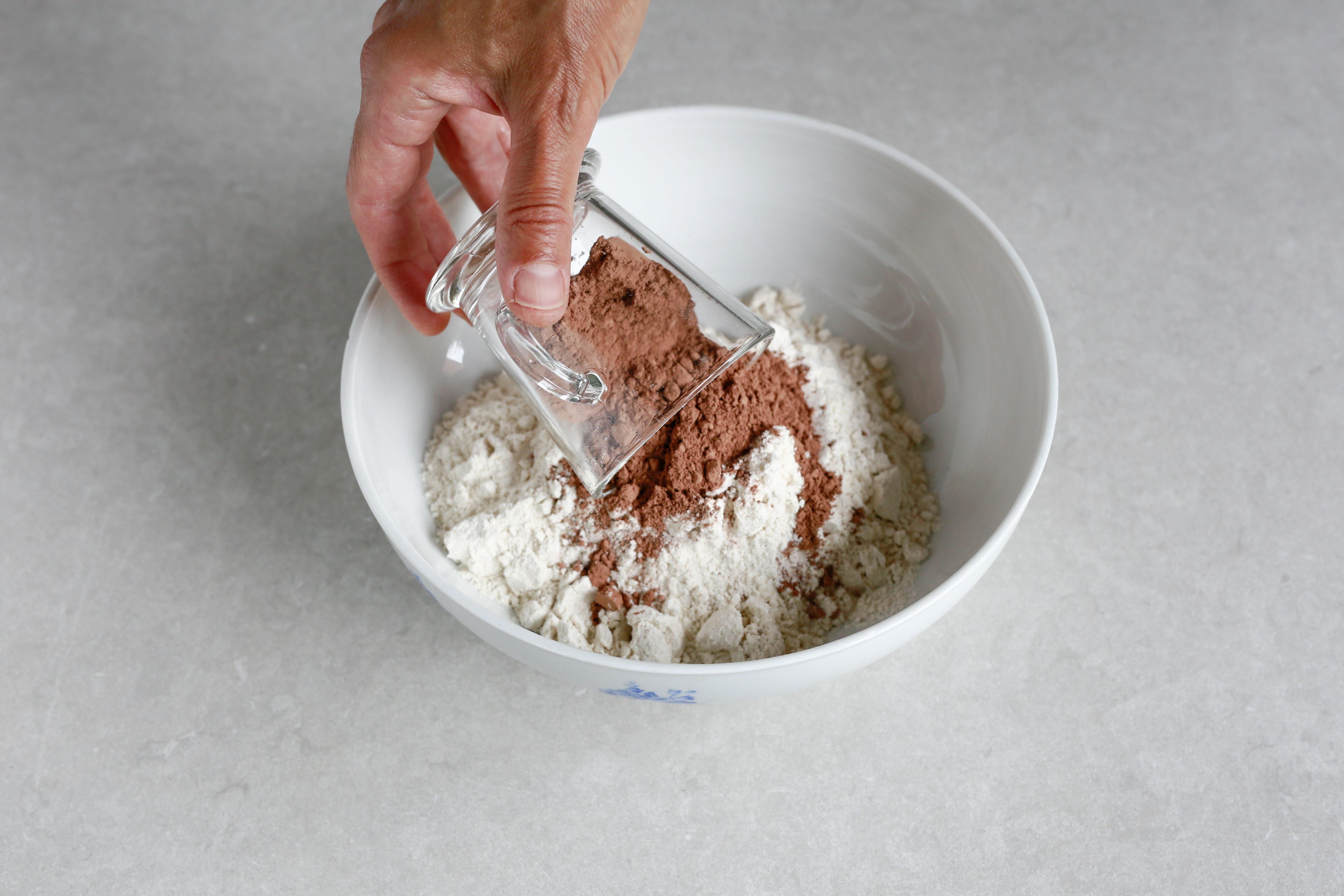 Ciambellone 7 bicchieri al cacao