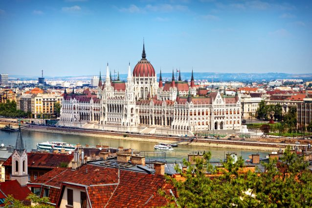 euro 2020 budapest Danubio piatti tipici