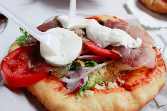 euro 2020 piatti tipici budapest pizza fritta