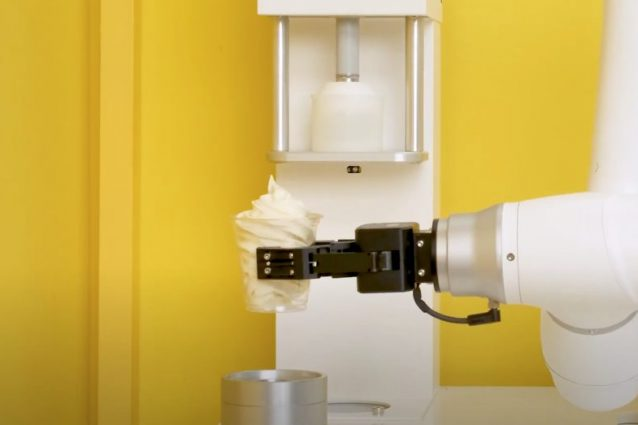 gelato robot corea del sud