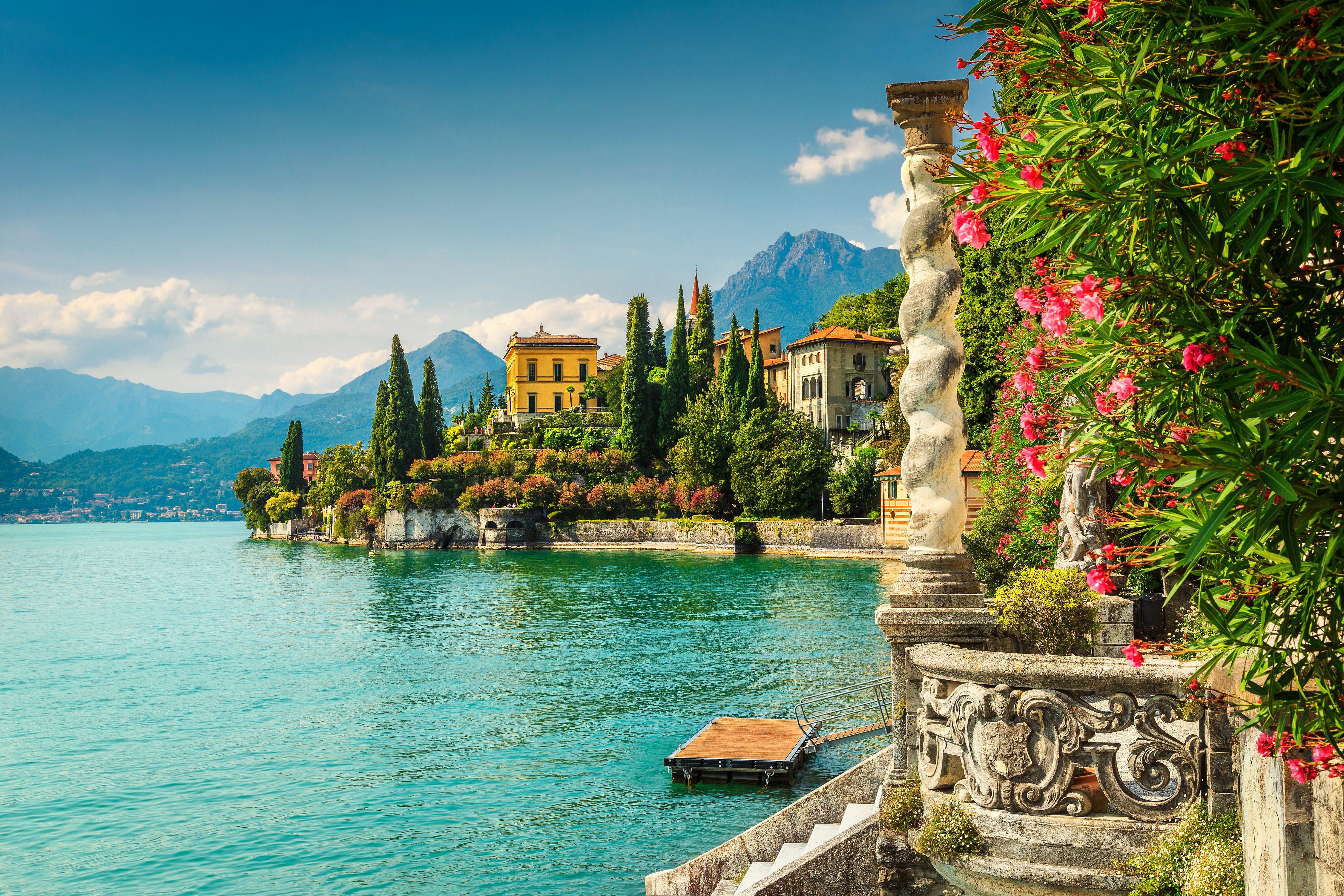 Il lago di Como diventa un bar gigante a cielo aperto: al via la Como Lake Cocktail Week