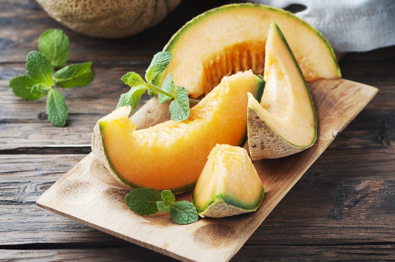 Come scegliere il melone e capire quando è maturo