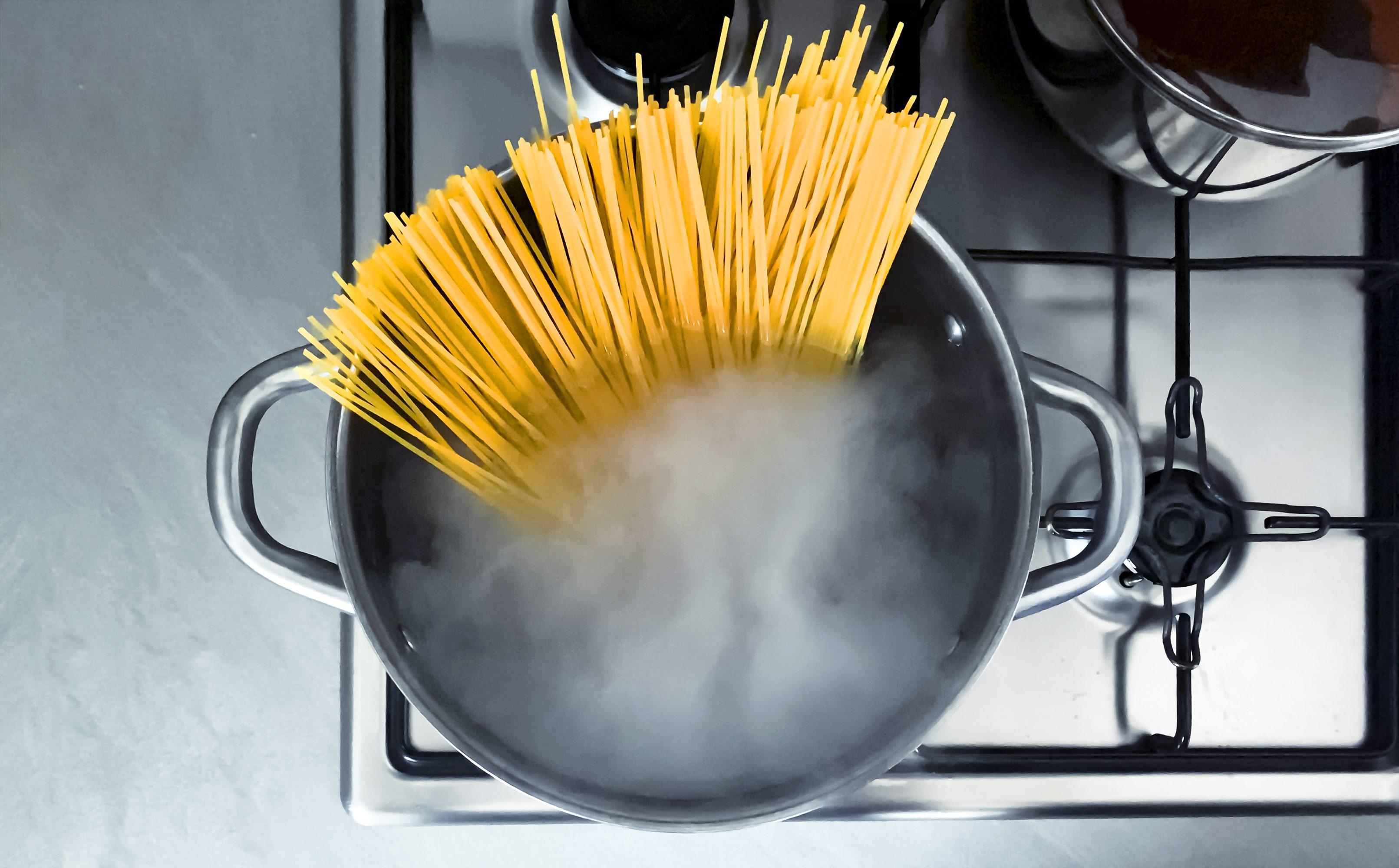 La pasta (italiana) come piatto del cuore durante il lockdown