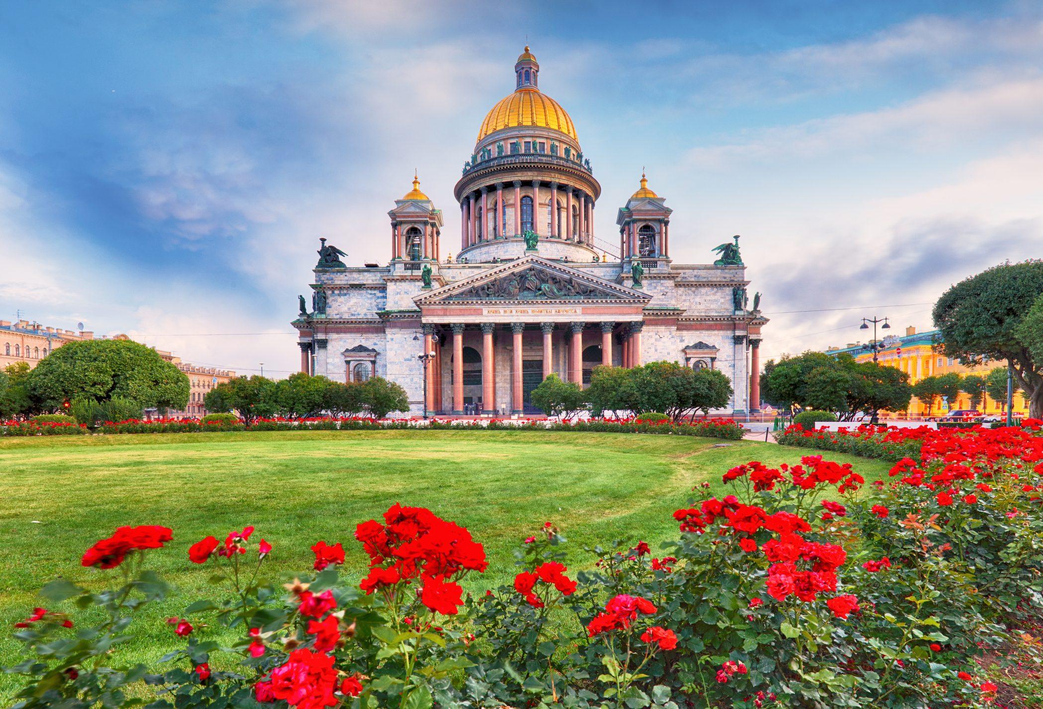 San Pietroburgo inaugura i quarti di Euro 2020: cosa mangiare guardando Spagna-Svizzera