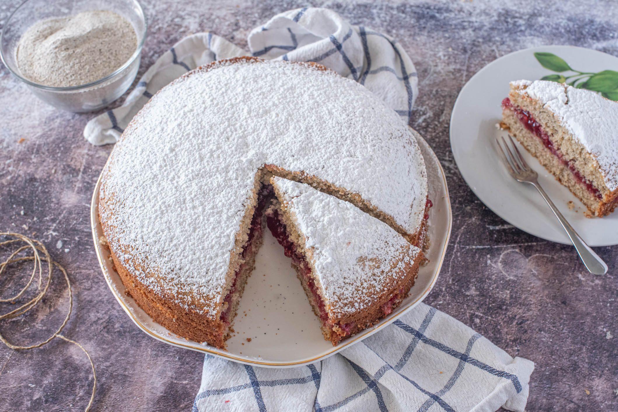 Torta di grano saraceno: la ricetta del dolce semplice e dal sapore rustico