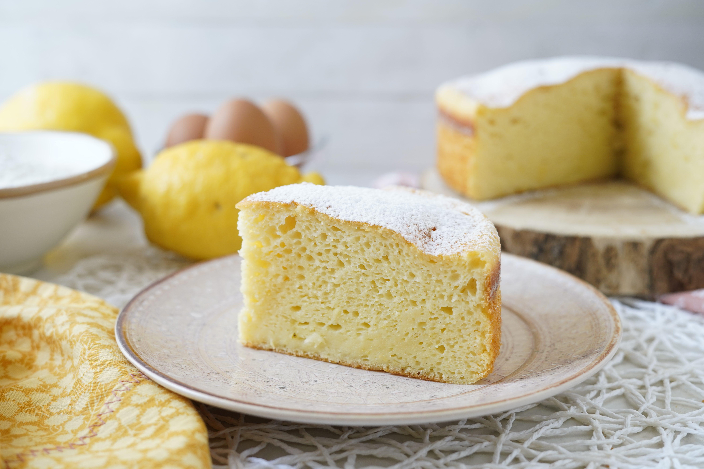 Torta soffice ricotta e limone: la ricetta del dolce soffice e profumato