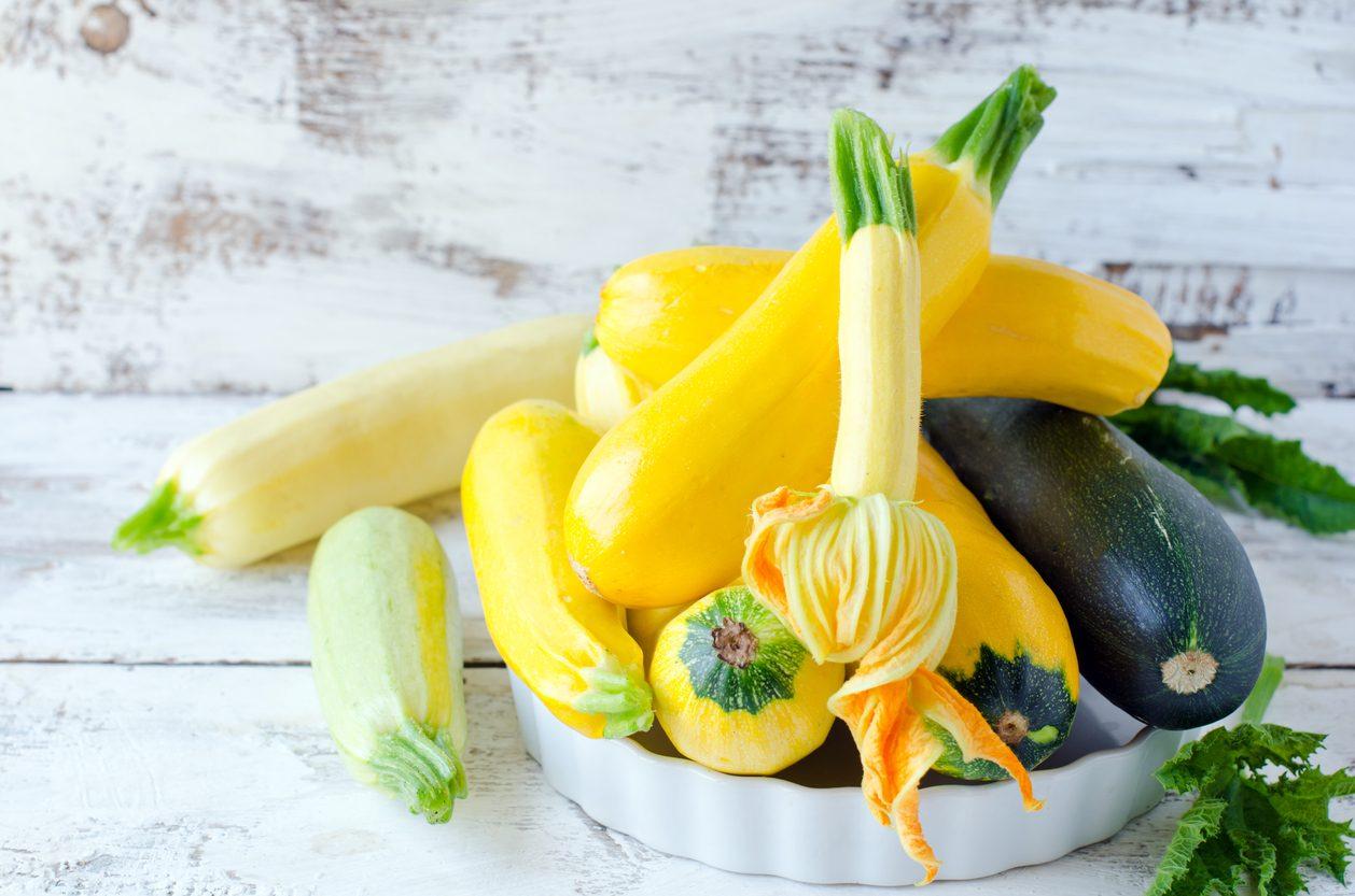 Mille e una zucchina: le varietà più comuni e come usarle in cucina