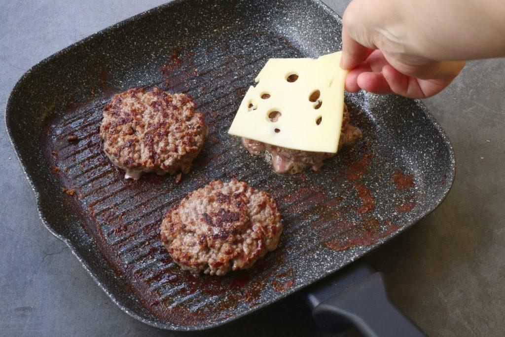 aggiungere il formaggio