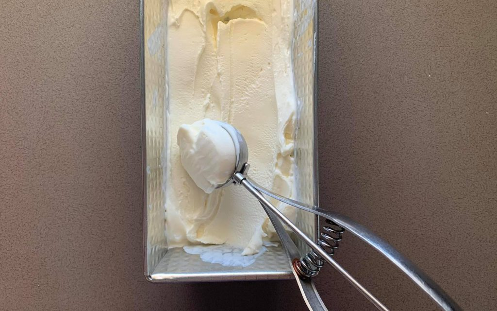 senza gelatiera