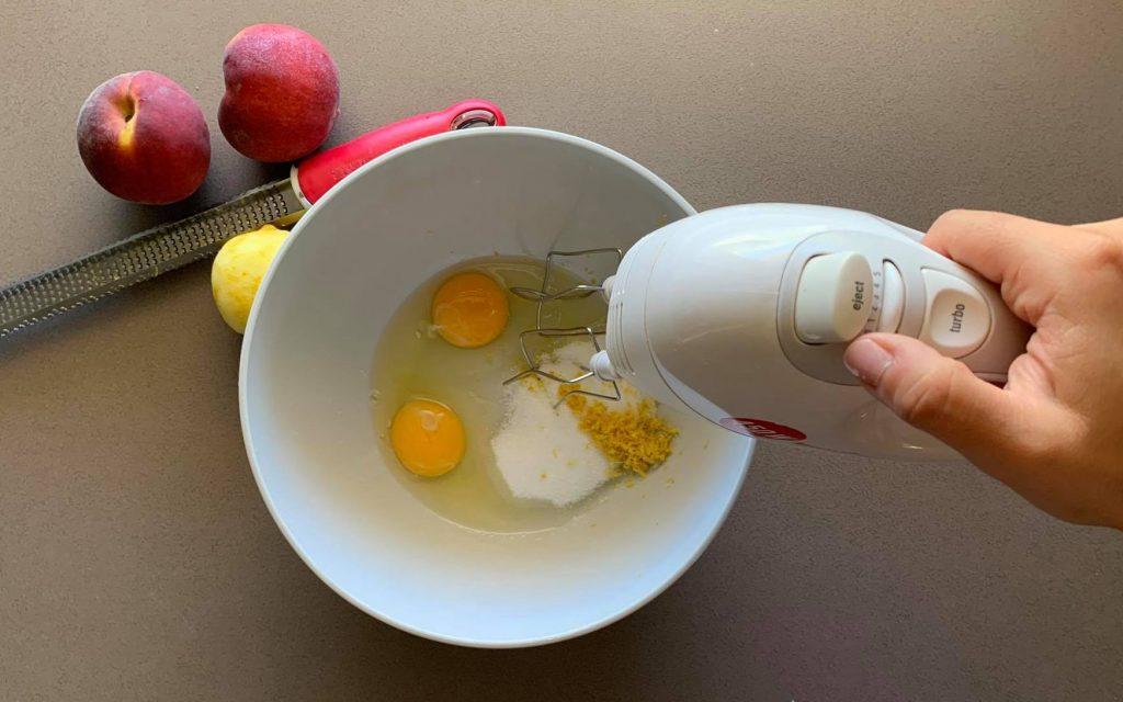 montare uova