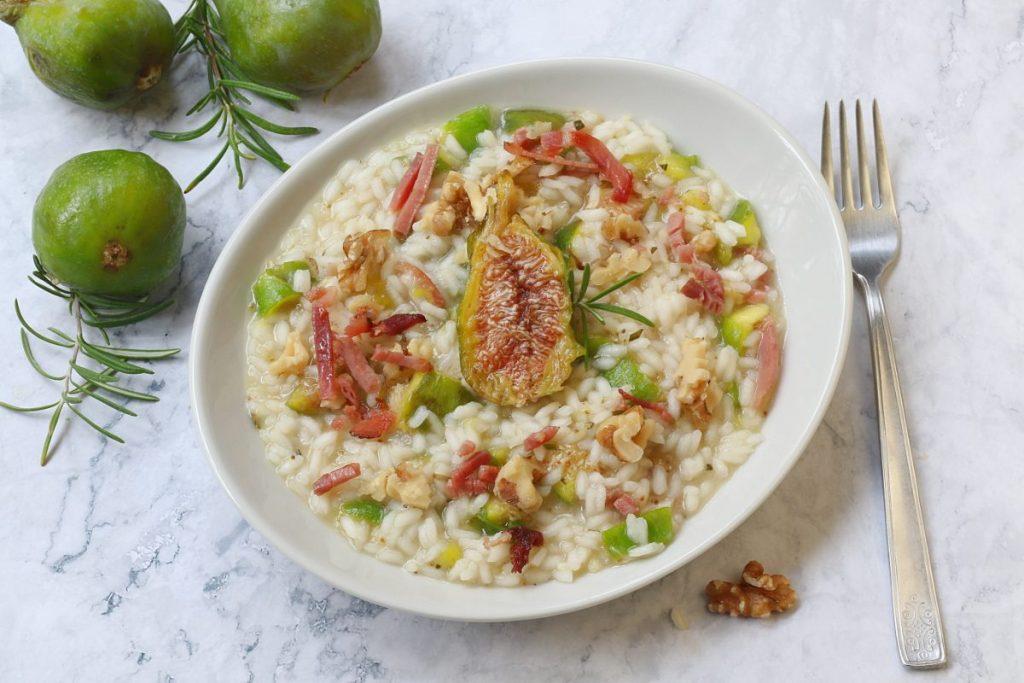 servire risotto