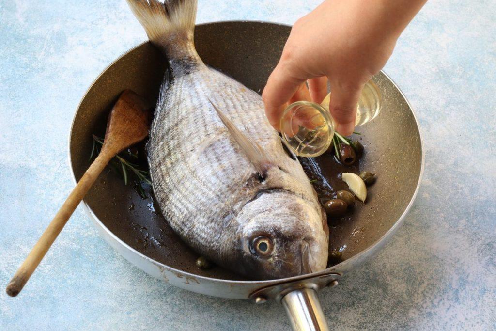 rosolare il pesce