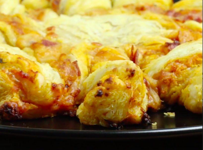 Torciglioni gusto pizza: la ricetta dell'antipasto semplice e stuzzicante