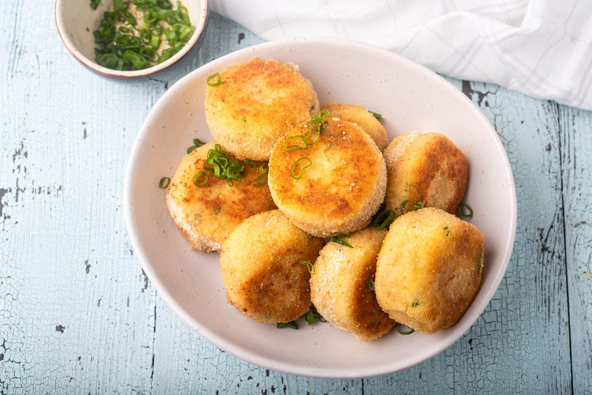 Tortini di puré di patate: la ricetta semplice e sfiziosa per riciclare gli avanzi