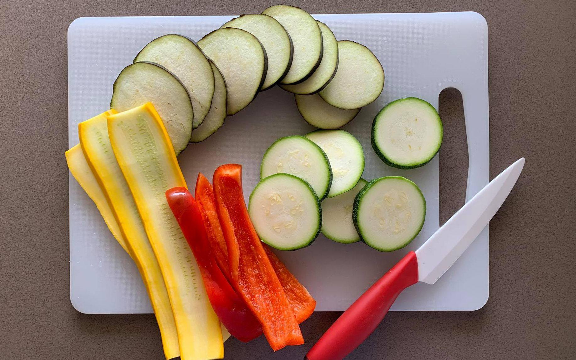 mondare verdure