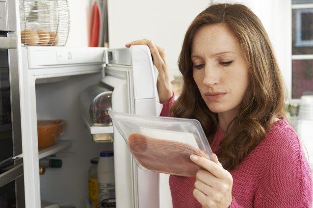 cibo scaduto scadenza spreco alimentare