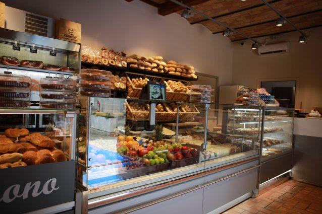 cookery roma Rebibbia prodotti apertura