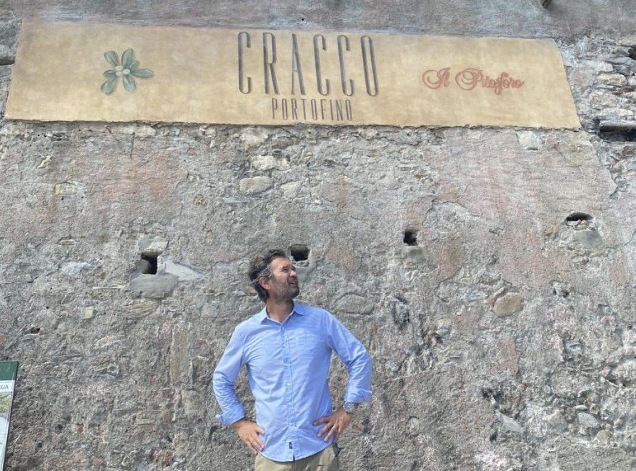 Cracco apre un locale a Portofino senza carne: sarà anche caffetteria, bar e catering