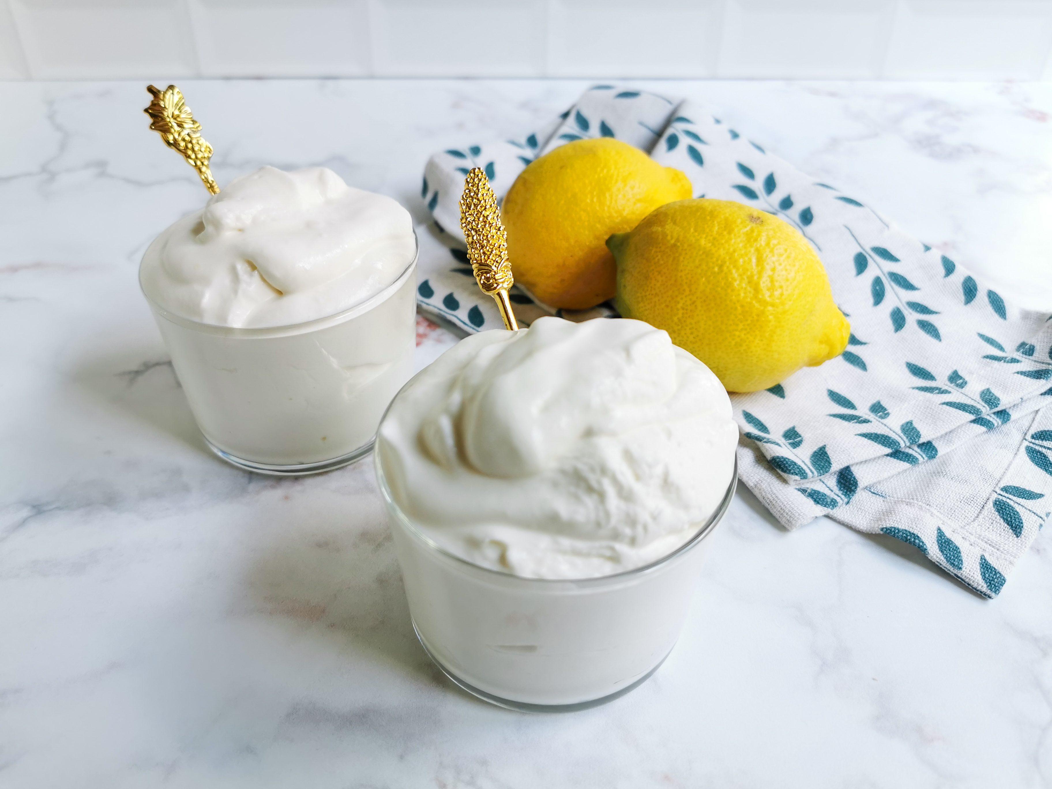 Crema fredda al limone: la ricetta del dessert rinfrescante e goloso