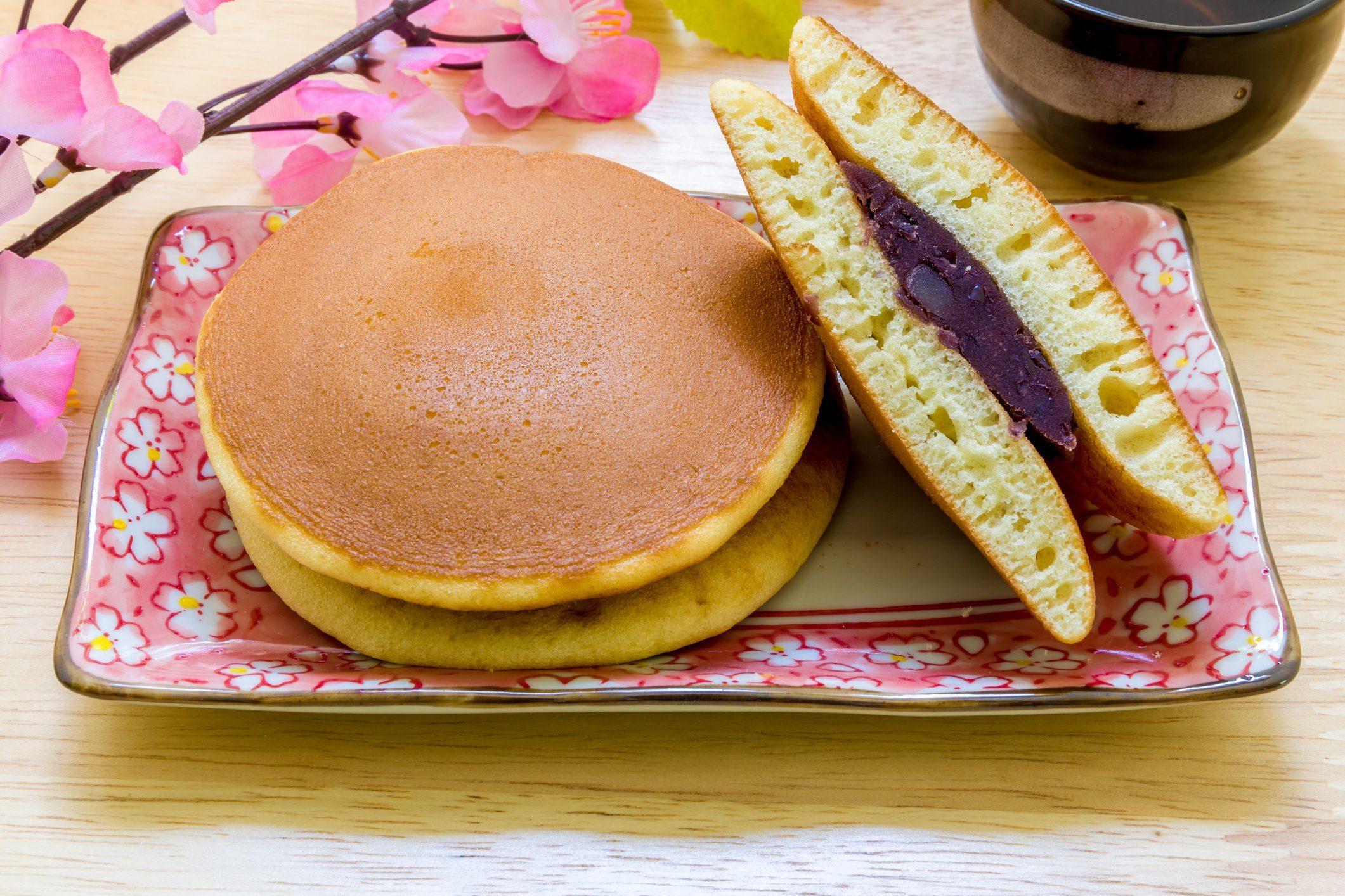 Dorayaki: la ricetta originale pronta in 5 minuti