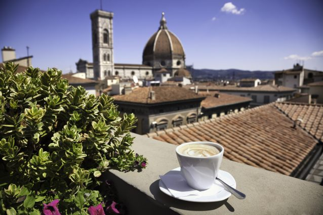 scuola del caffè Firenze apertura