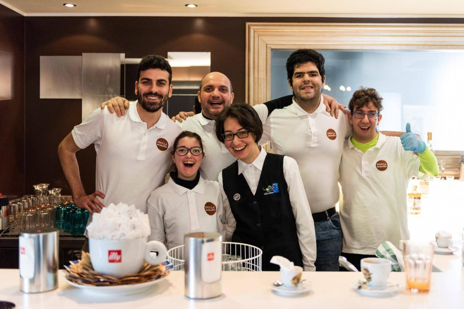 Il primo biscottificio gestito da ragazzi disabili vince il premio Cittadino Europeo