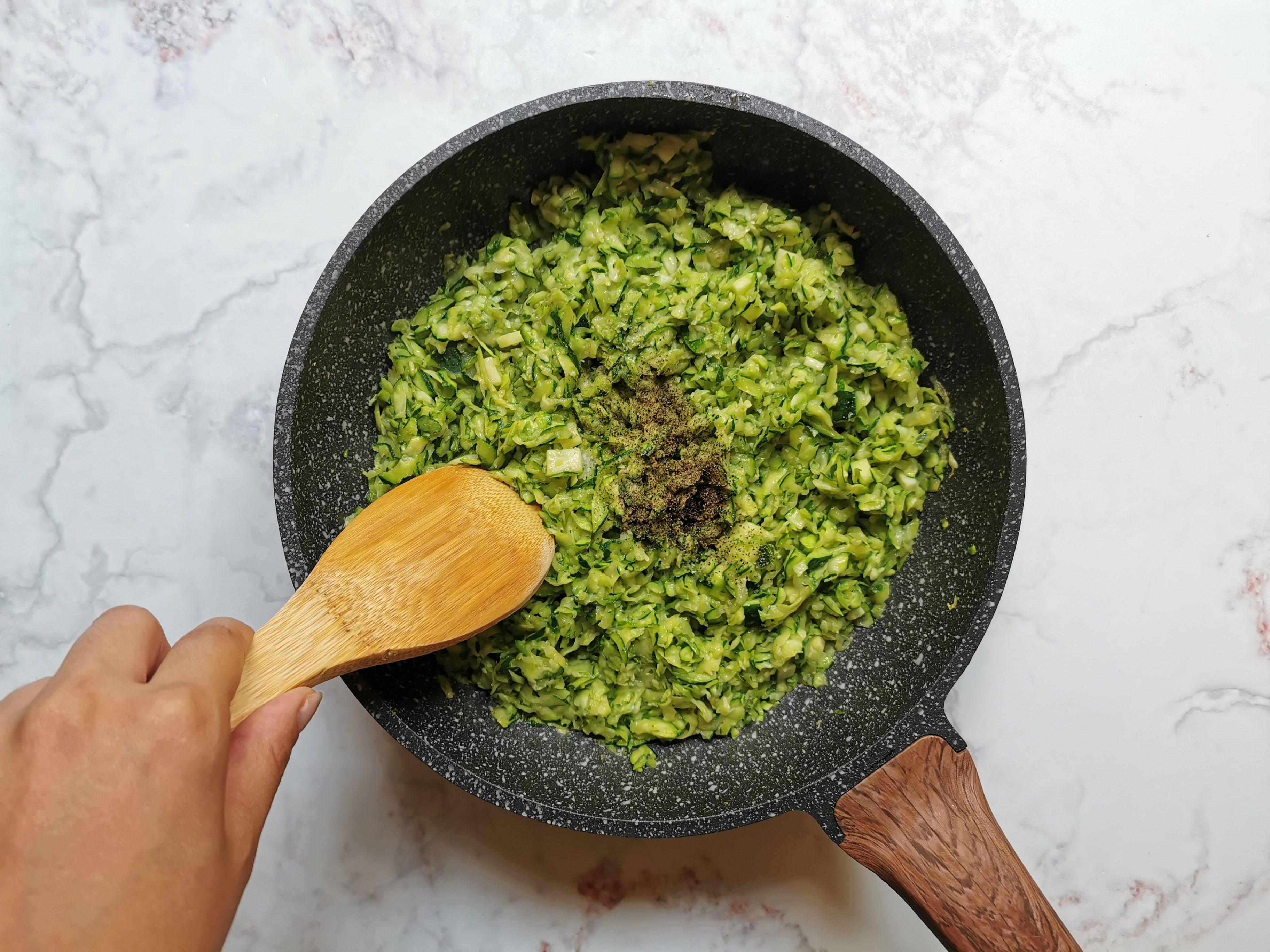 lasagne bianche zucchine e prosciutto