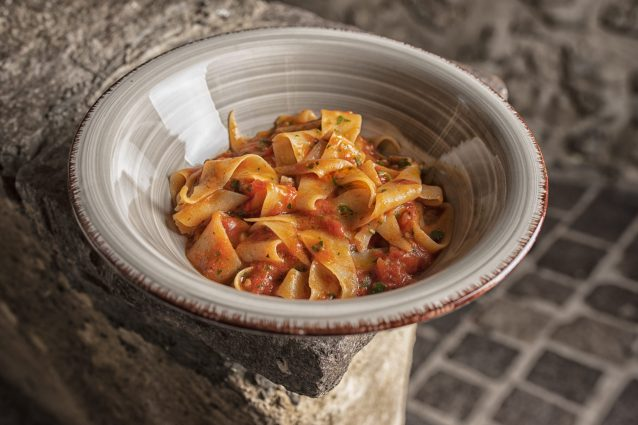 piatti tipici Rieti Terminillo ricette pasta sabinese