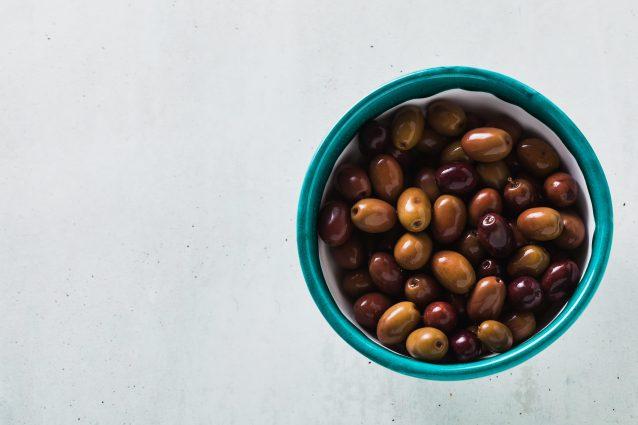 piatti prodotti tipici Gaeta riviera Ulisse olive